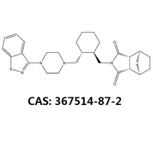 Best Quality for Lurasidone HCL Powder Latuda Lurasidone HCL intermediate Lurasidone base cas 367514-87-2 export to Falkland Islands (Malvinas) Suppliers
